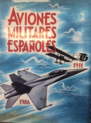 Military aeroplanes Spaniards